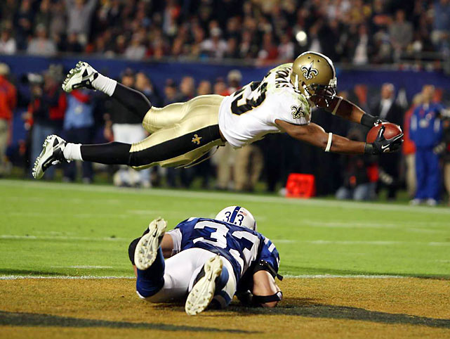 Pierre Thomas New Orleans Saints Running Back Fantasy Football